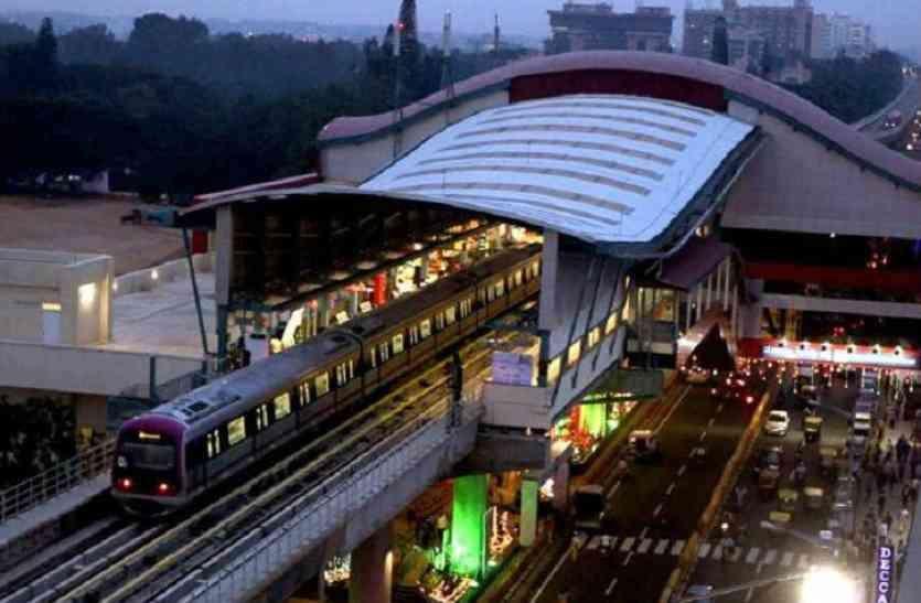 आइपीएल क्रिकेट मैच के दिन देर रात तक चलेगी नम्मा मेट्रो