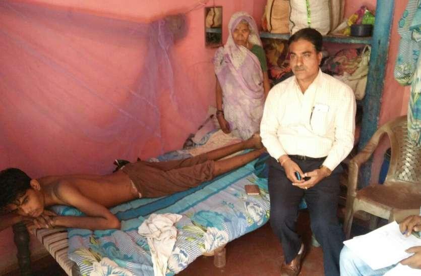 मुख्यमंत्री सहायता कोष से होगा घायलों का उपचार