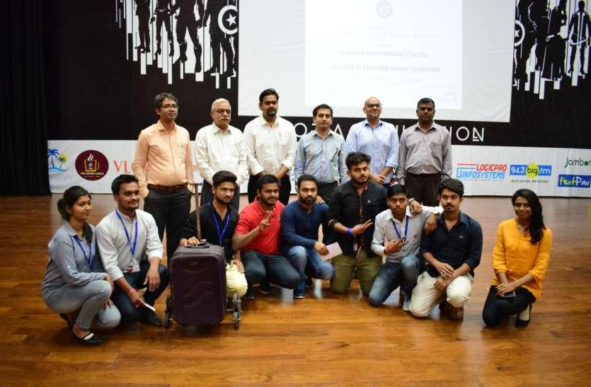 आईईटी के तीन दिवसीय तकनीकी महोत्सव 'पराक्रम' का आगाज