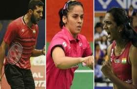 CWG 2018 Badminton : श्रीकांत के बाद प्रणॉय, सिंधु और सायना भी सेमीफाइनल में
