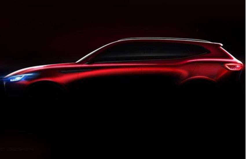 Image result for MG एक्स-मोशन कॉन्सेप्ट SUV बीजिंग मोटर शो में हुआ पेश