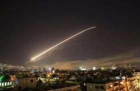 सीरिया को तबाह कर सकते हैं अमरीका, फ्रांस और ब्रिटेन के ये घातक हथियार