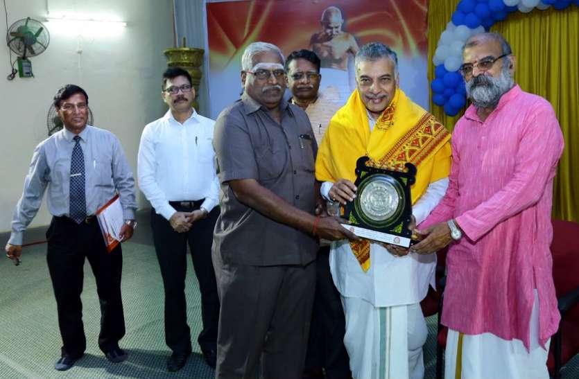 दक्षिण भारत हिंदी प्रचार सभा की शतमानोत्सव व्याख्यान शृंखला शुरू