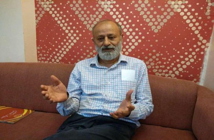 जानिए रायपुर में अभिव्यक्ति की आजादी पर क्या कहा वैज्ञानिक व राइटर गौहर रजा ने