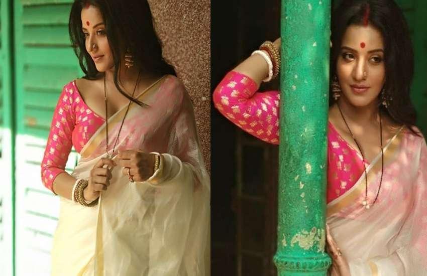 bhojpuri actress monalisa