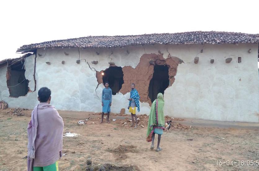 राष्ट्रपति के 3 दत्तक पुत्रों के आशियाने पर टूटा हाथियों का कहर, पड़ोसी बने सहारा