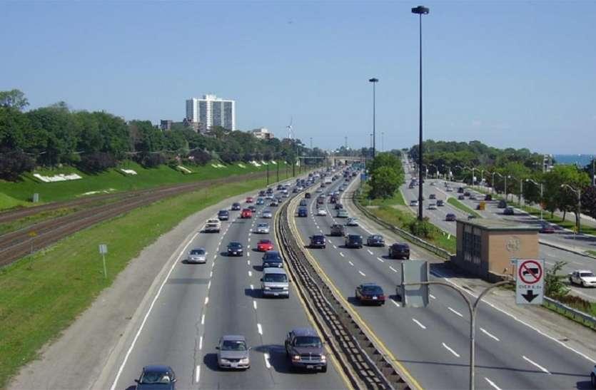 एक्सप्रेसवे पर बढ़ी स्पीड लिमिटः अब 120 किमी प्रति घंटे की रफ्तार से दौड़ेंगे वाहन