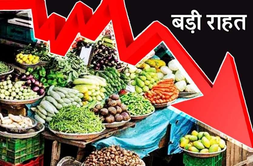 खुशखबरी: मार्च में थोक महंगाई घटी, खाने-पीने की चीजों के दाम गिरे