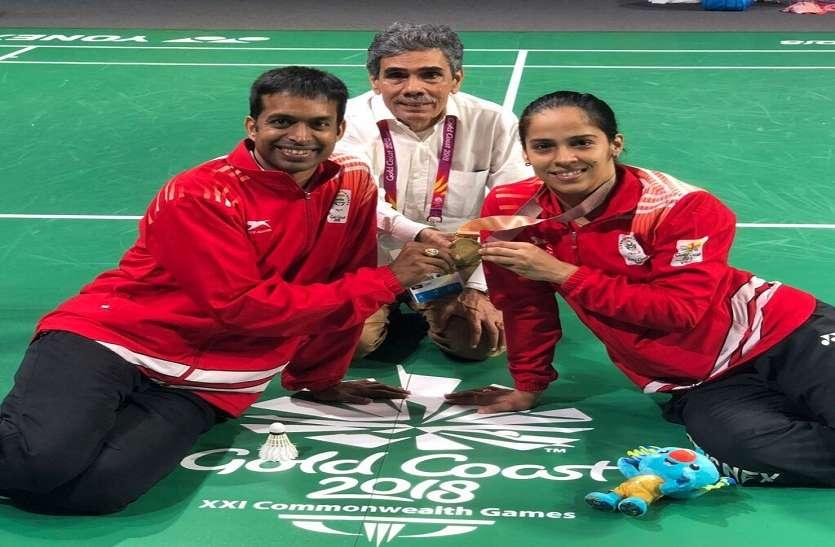 स्वर्ण जीतने के बाद बोलीं सायना, ओलिंपिक के कांस्य पदक के पास रखेंगी अपना ये पदक