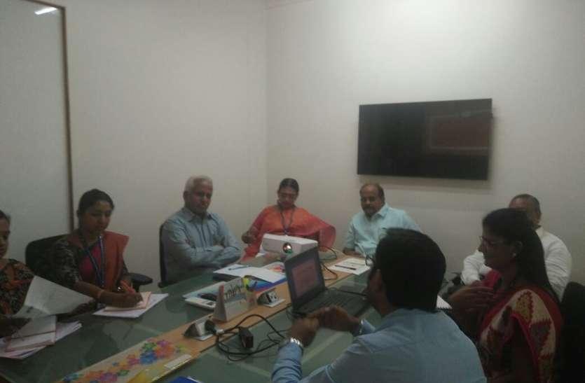 शसुन कालेज में हुई खुदरा उत्कृष्टता केन्द्र विषयक विचार गोष्ठी
