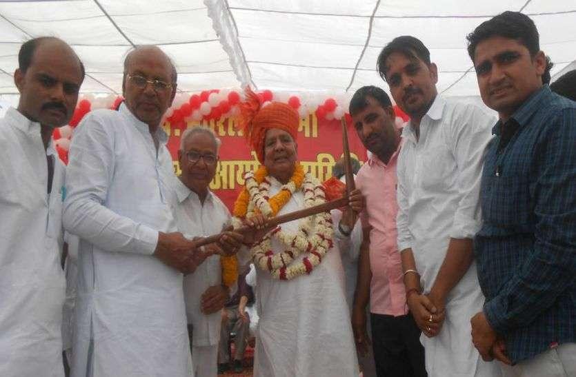 विधायक पं. शर्मा का 50 से अधिक संस्थाओं ने किया सम्मान