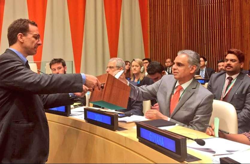 संयुक्त राष्ट्र में भारत की बड़ी सफलता, आर्थिक, सामाजिक परिषद में जीते 6 चुनाव