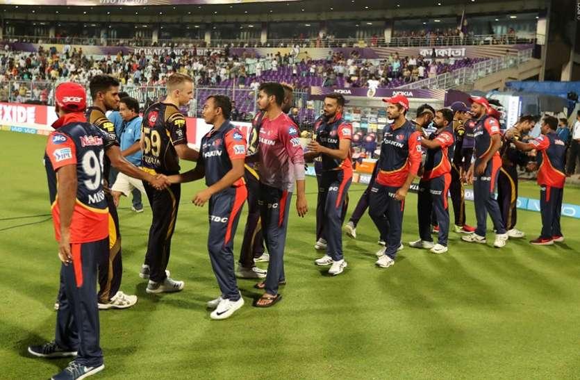 IPL-11: नीतीश राणा ने नहीं इस बल्लेबाज ने हमसे छीना मैच: दिल्ली के बॉलिंग कोच श्रीराम