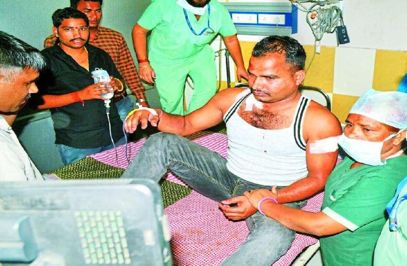 Big News: खूंखार अपराधी ने कोटा पुलिस पर किया ताबड़तोड़ फायर, कांस्टेबल को लगी दो गालियां, अस्पताल में भर्ती