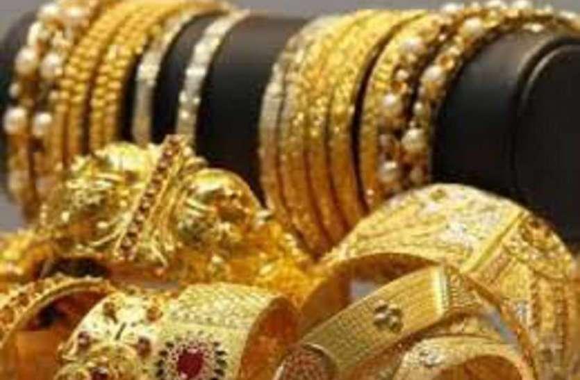 आठ साल में तृतीया पर सबसे महंगा सोना, 32 हजार पार