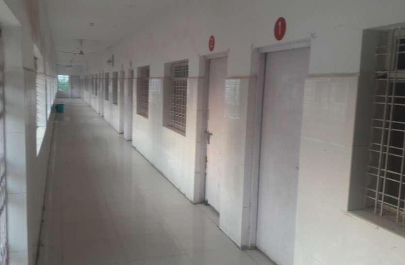 हाल-ए-सरकारी अस्पताल, खाली पड़े प्राइवेट वार्ड, और धूल खा रहे पलंग
