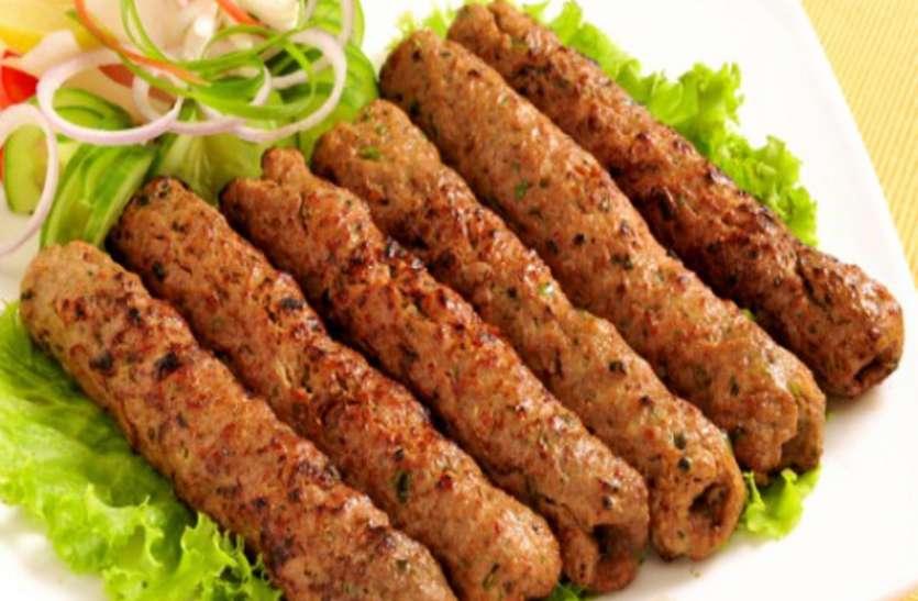 ये है एमपी का मशहूर शाकाहारी कबाब