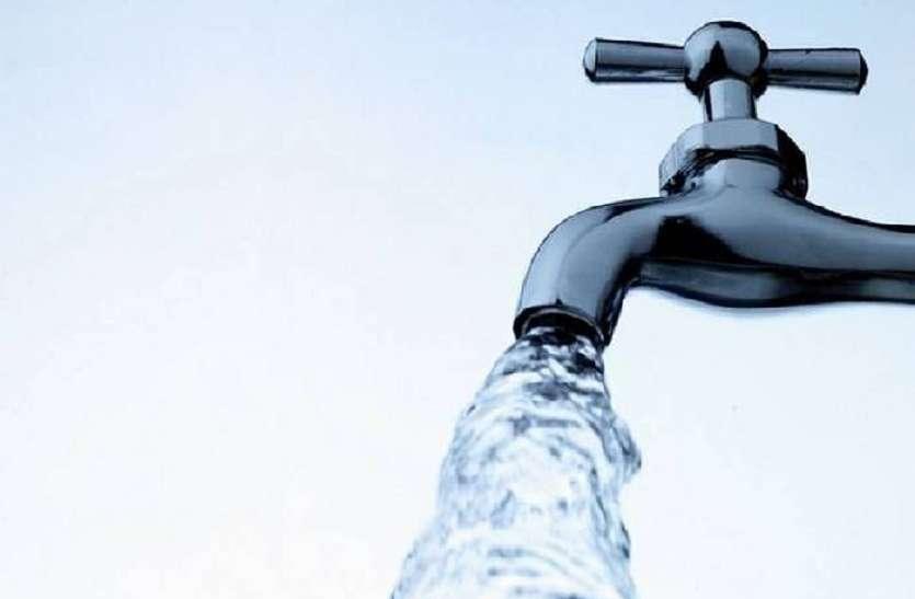 श्रीगंगानगर के इस क्षेत्र में पानी का भण्डारण खत्म हो जाने से गहराया पेयजल संकट