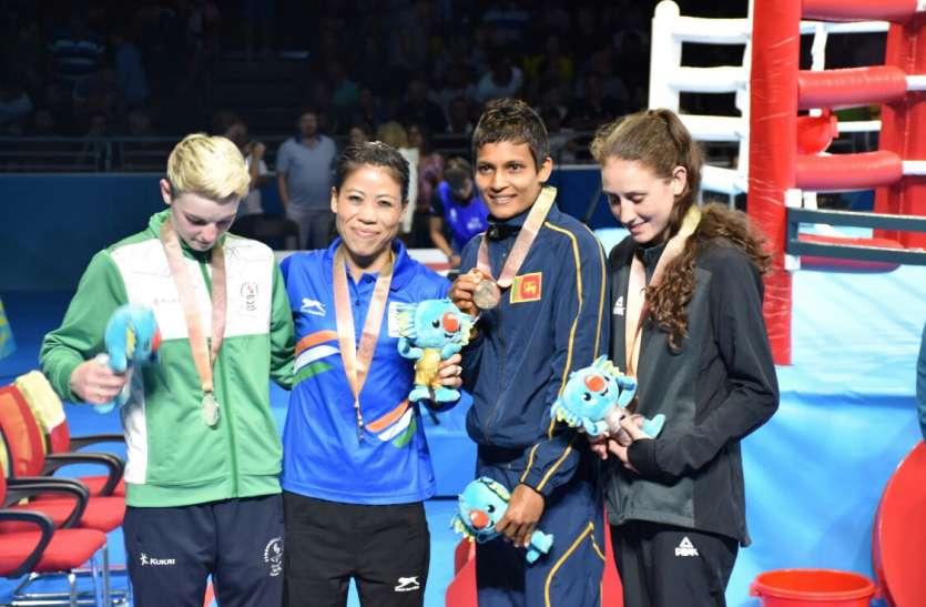 35 वर्षीय एमसी मैरीकॉम का बड़ा बयान - संन्यास की खबरें अफवाह, ओलम्पिक में जीतना है गोल्ड
