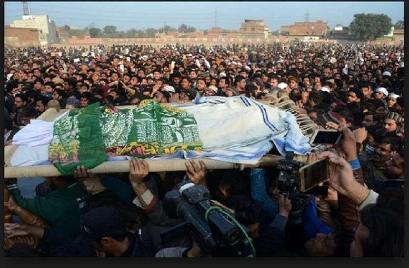 पाकिस्तान : नाबालिग की दुष्कर्म के बाद हत्या पर हिंसक प्रदर्शन, 2 की मौत