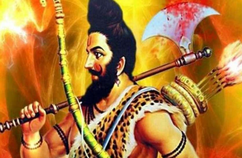 अक्षय तृतीया विशेषः परशुराम अपने पिता के साथ हिमालय से लेकर आए थे शिवलिंग, कैलाश में है स्थापित