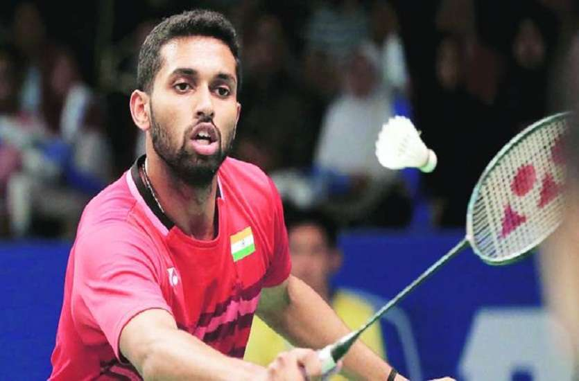 HS Prannoy wrote a note on twitter regarding his defeat in CWG 2018