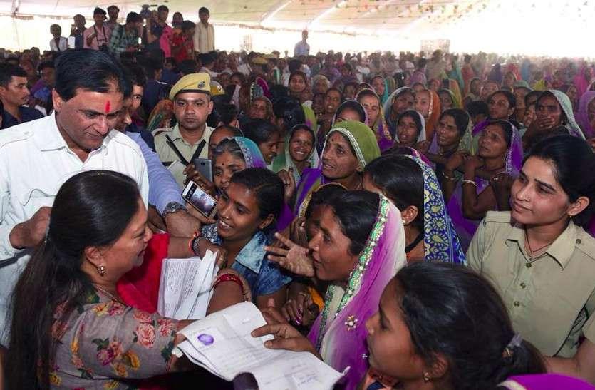सीएम ने नागौर में यंू किया जनता से भावनात्मक जुड़ाव बनाने का प्रयास