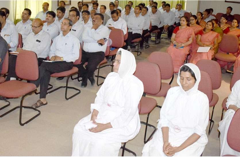जैविभा विश्वविद्यालय में शुरू किए जाएंगे रोजगार परक पाठ्यक्रम