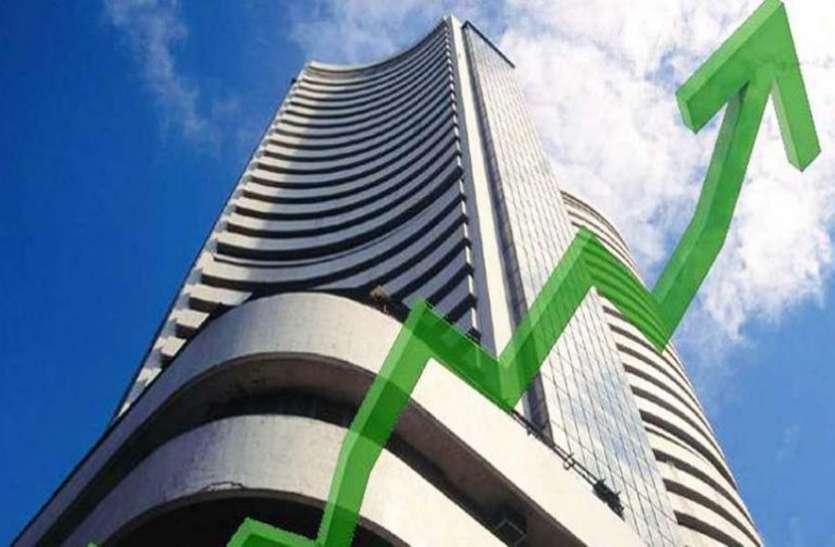 सात हफ्ते के उच्चतम स्तर पर पहुंचा शेयर बाजार, सेंसेक्स में 90 अंकों की बढ़त