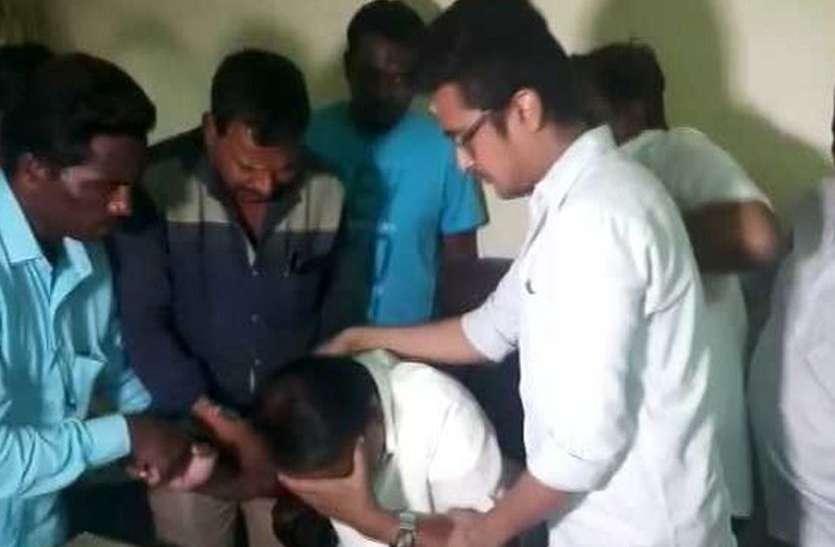 भाजपा ने टिकट न दी तो रो पड़े 'नेताजी'