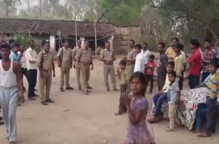 सतरवास बवाल कांड में 33 ग्रामीणों पर पुलिस ने की कार्यवाही