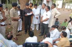 रघुवंशी समाज का बढ़ा गुस्सा, केंट पुलिस थाने पर गिरी कार्रवाई की गाज
