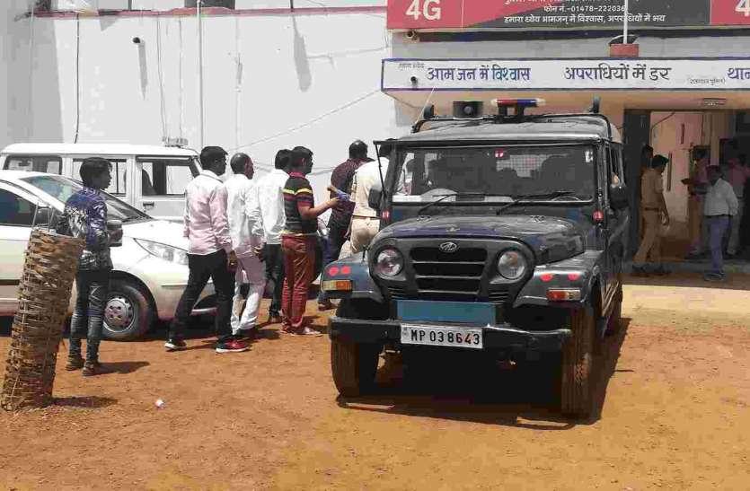 सैलाना पैलेस में हुई चोरी के मामले में मध्यप्रदेश पुलिस ने प्रतापगढ़ से 3 युवकों को दबोचा