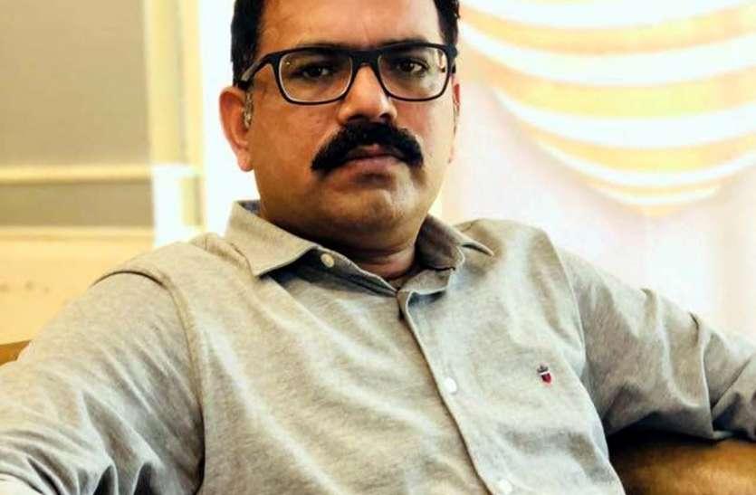 JAISALMER NEWS- सरपंच के बेटे वकील  ने सोशल मीडिया पर पोस्ट लिख की आत्महत्या