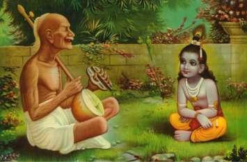 जन्मांध होने पर भी सूरदास ने रच दिए ग्रंथ, एेसी है महाकवि की भक्ति की महिमा