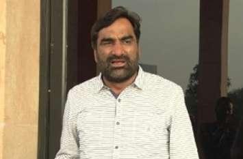 खींवसर विधायक बेनीवाल ने फिर बोला भाजपा सरकार पर हमला