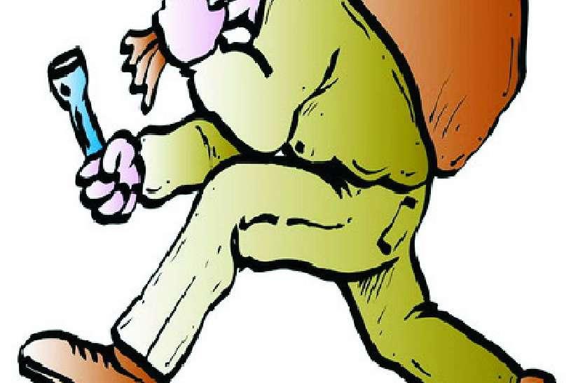 डकैतों व चोरों ने छीना चैन, थम नहीं रही लूट-चोरी की वारदातें