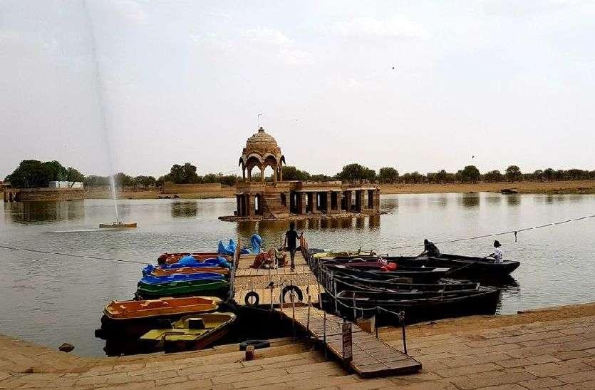 JAISALMER NEWS- राजस्थान की स्वर्ण नगरी में लौट रहे मेहमान,  कम हो रहा रोजगार