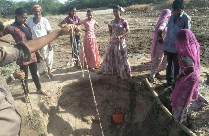 किसानों ने जमीन दी, विभाग ने पीने का पानी भी नहीं दिया