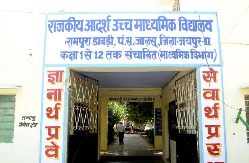 एक स्कूल ऐसा भी! जहां 20 माह में 6 चोरियां