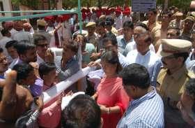 LIVE UPDATE  : सुमेरपुर में CM ने फरियाद सुन कई अधिकारियों को लगाई फटकार, देखे क्या कहा..