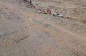 निगम की लापरवाही से करौली में अवैध बस्ती चोरी की बिजली से रोशन