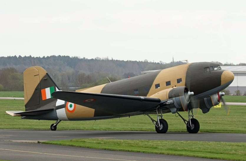 1947 में भारतीय सैनिकों को श्रीनगर पहुंचाने वाले विमान की 'घर वापसी'
