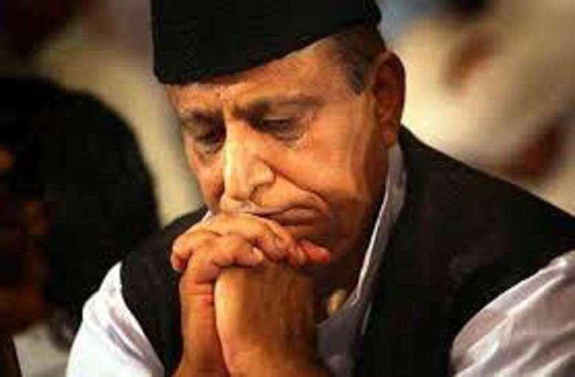 लखनऊ : जल निगम भर्ती घोटाला: आजम खान के खिलाफ आज दर्ज हो सकता है केस