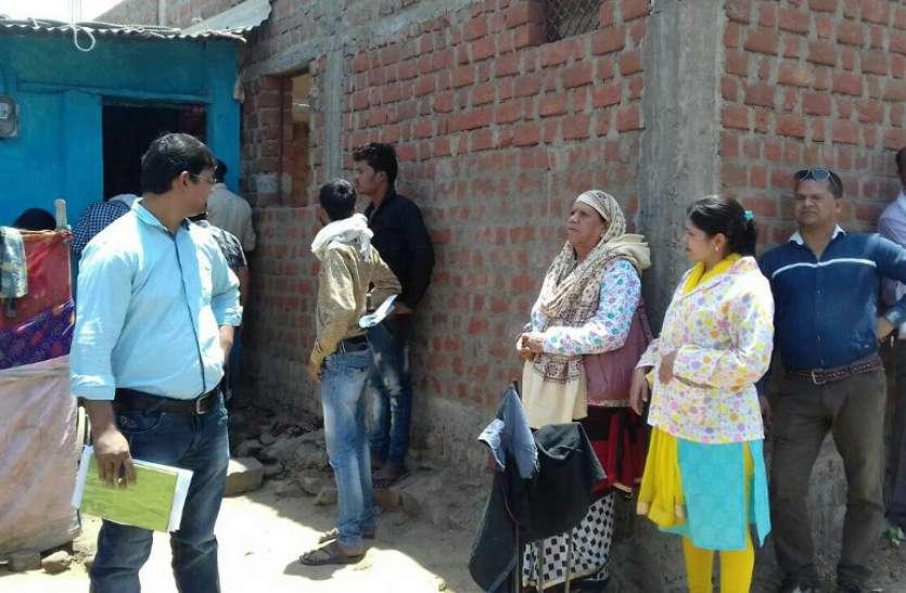 बाल विवाह की चल रहीं थीं तैयारियां, मौके पर जाकर महिला बाल विकास विभाग ने रोका
