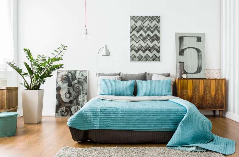 छोटे-छोटे बदलावों से करें बेडरूम का मेकओवर