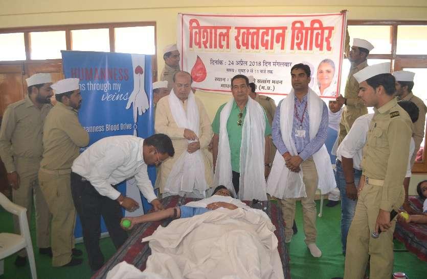 9 लाख यूनिट से अधिक रक्तदान, अभियान सुनकर ब्लड डोनेट करने उमड़ी भीड़, युवाओं ने दिखा गजब का उत्साह