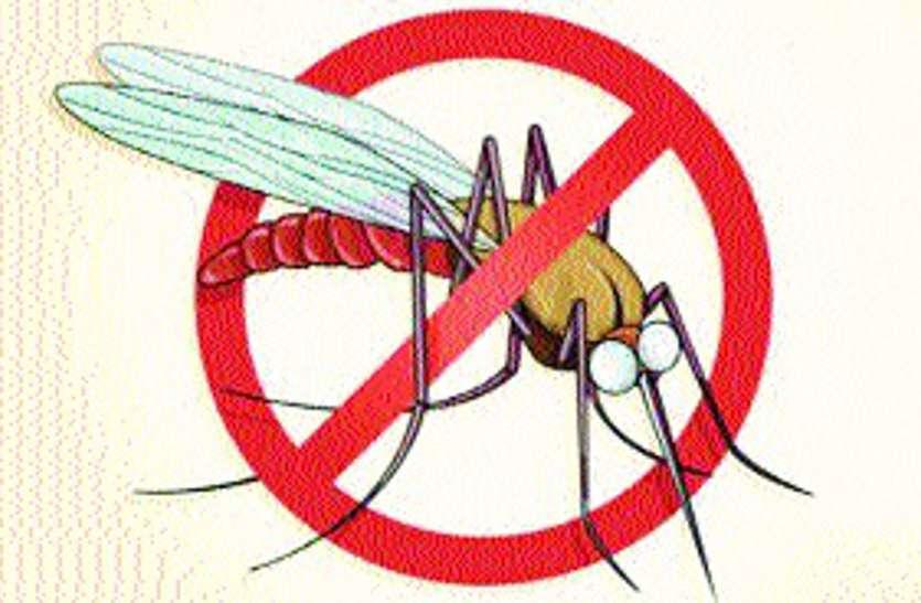 राजकीय चिकित्सालयों में घट रहे मलेरिया के रोगी