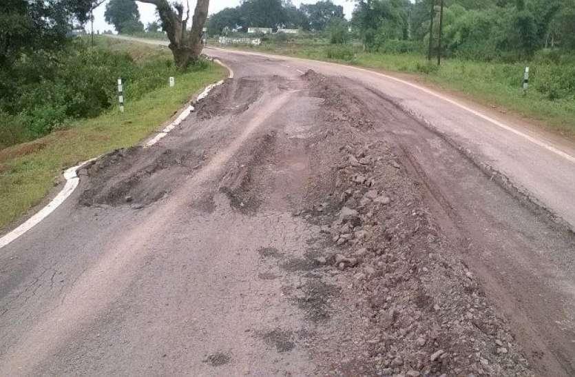 जिले में नौ 'खूनी' सडक़ें, किसी विभाग को इनकी परवाह नहीं,सर्वे के बावजूद नहीं सुधरे ब्लैक स्पॉट्स