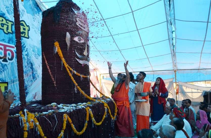 रूद्राक्ष की पूजा ही शिव की सच्ची आराधना है
